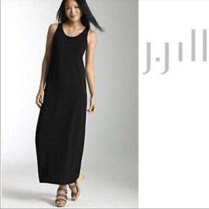 J Jill Stretch Supima Cotton Maxi Tank Dress